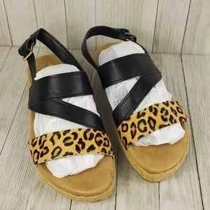 Aerosoles Globetrotter espadrille sandal sz 7